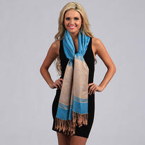 Peach Couture Women's Paisley Pashmina Shawl Scarf Photo