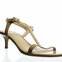 Pelle Moda Womens Fable 2 Blush Patent Ankle Strap Heels Size 8 (1060429) Photo