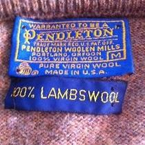 Pendleton Sweater Photo
