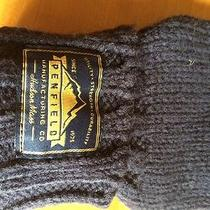 Penfield Gloves Glendo Navy Knit & Suede Large Unisex Photo