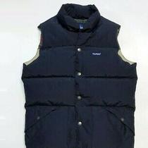 Penfield Outback 60/40 Navy Down Puffy Vest Size Small Nwt Photo