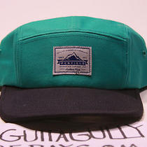 Penfield Usa Casper Aqua 5 Panel Hat Camp Cap Ma Hudson Sp13 Photo