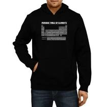 Periodic Table of Elements Hoodie Photo