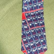 Periodic Table of Elements Necktie Chemistry Science Novelty Tie Photo