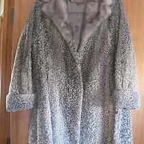 Persian Lamb Fur Jacket Photo