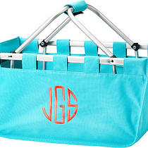 Personalized Monogrammed Market Tote Photo