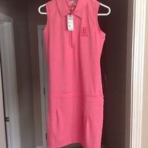 Peter Millar Women's Element Golf Dress Medium Pink Photo