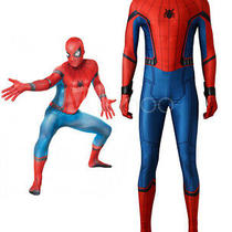 Peter Parker Cosplay Costume Marvel Comics Cosplay Costume in 4 Pieces New M Photo