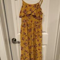 Peyton and Parker Floral Print Dress Girls Size 16 Photo