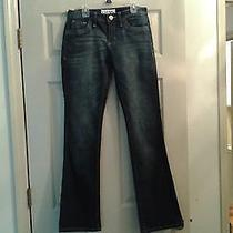 Phat Fashions by Baby Phat Silver Label Stretch Jeans   Size 3    (Gt004k) Photo