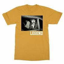 Phil Jackson Taxi Photo Legendary Coach Basketball Men's T-Shirt Photo