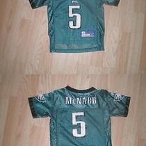 Philadelphia Eagles Donovan Mcnabb () 2t Reebok Jersey Photo