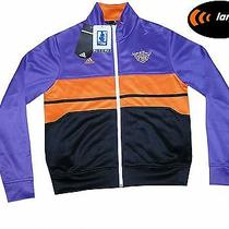 Phoenix Suns Womens Nba Game-Nite Team Jacket.....large.....licensed  Adidas Photo