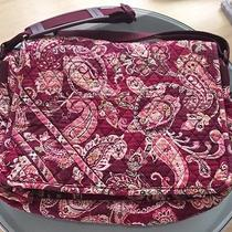 Picadilly Plum (Retired) by Vera Bradley Computer/messagenger Bag   Photo
