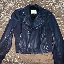 Pierre Balmain Leather Jacket Size S No Reserve Photo
