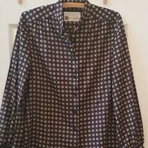 Pierre Balmain Paris Womens Shirt Blouse Size 10 Photo
