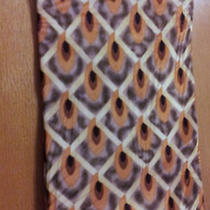Pierre Balmain Silk Tie Beautiful Unique Pattern Photo