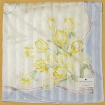Pierre Balmain Tulip See-Through Handkerchief /tagaiu Photo