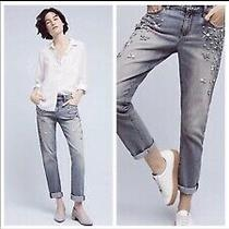 Pilcro and the Letterpress Hyphen Jeans Embellished 27 Anthropologie Photo