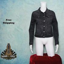 Pilcro and the Letterpress Size Small Women's Denim Jacket Free Shipping Photo