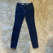 Pilcro & the Letterpress Anthropologie High-Rise Denim Skinny Jeans Jeans Sz 25 Photo