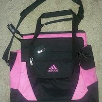 Pink Adidas Laptop Carrying Case Photo