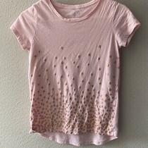 Pink and Gold Star Old Navy Tee Shirt Photo