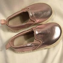 Pink Baby Gap Toddler Size 5 Slip on Shoes Photo