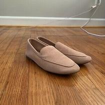 Pink Blush Genuine Suede Loafer Flats a New Day Womens Size 7 Photo