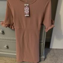 Pink Blush Maternity Dress Photo