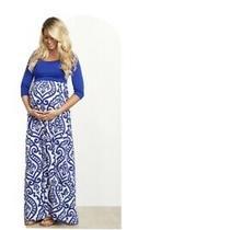 Pink Blush Maternity Dress Xl  Photo