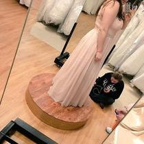 Pink/blush Prom Dress Photo