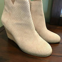 Pink/blush Susina Nordstrom Rack Suede Booties Womens 7 M-Read Full Description Photo