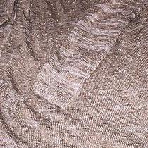 Pink Blush Top Large Sweater Photo