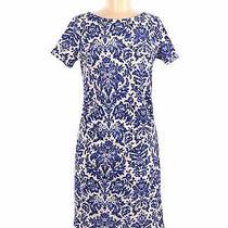 Pink Blush Women Blue Casual Dress M Photo