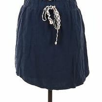 Pink Blush Women Blue Casual Skirt M Photo