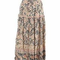 Pink Blush Women Brown Casual Skirt M Photo