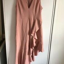 Pink Boutique Blush Pink Sz 12 Dress Flamenco Style  Photo