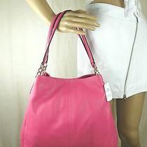 Pink Dahlia New Coach Purse Bag  Original 389  F35723 Fashion Women Ladies Photo