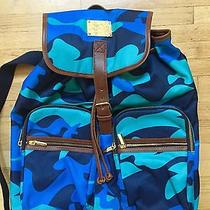 Pink Dolphin Clothing Ocean Camo Backpack Duffle Bag Photo