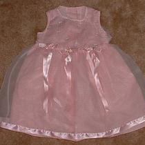Pink Fancy Summer Dress 3t Photo
