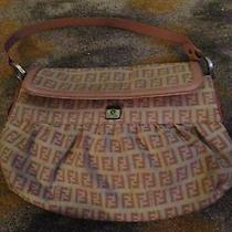 Pink Fendi Handbag Photo