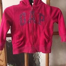 Pink Gap Hoodie for Girl 4-5 Years Old Photo