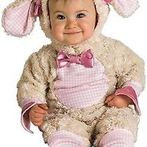 Pink Lamb Infant Costume Photo