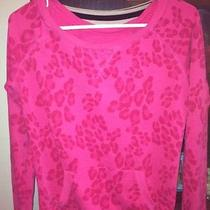 Pink Leopard Print Sweater Photo