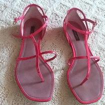Pink Louis Vuitton Sandals Photo