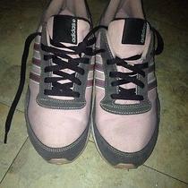 Pink Low-Top Adidas Sz 8.5  Photo