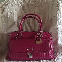Pink Patent Leather Coach Satchel Photo