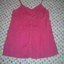 Pink Polka Dot Gap Tank  Photo