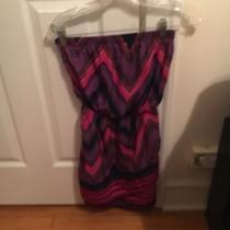 Pink/purple Express Dress X-Small Photo